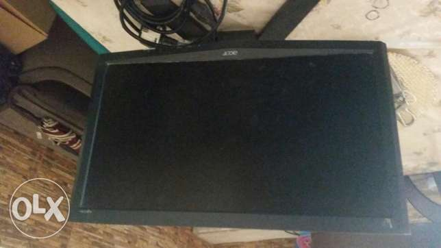 Acer monitor LCD. 19inch