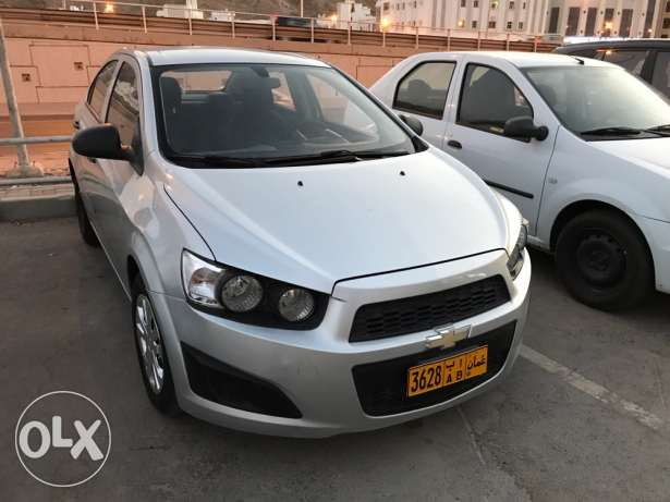 2012 Chevrolet Sonic gear automatic windows manual from oman agency