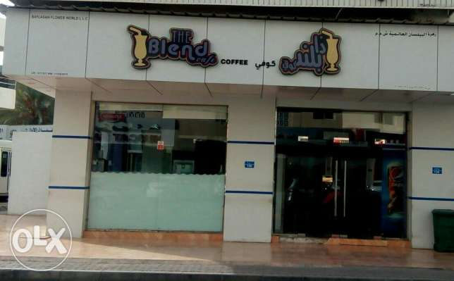 Running Cafe for sale - Clean and well maintained