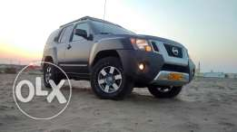 Nissan Xterra 4x4 model 2011, very good condition