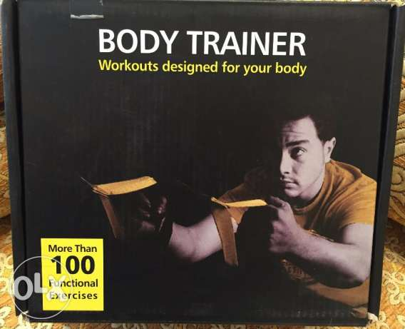 Body Trainer for sale (TRX)