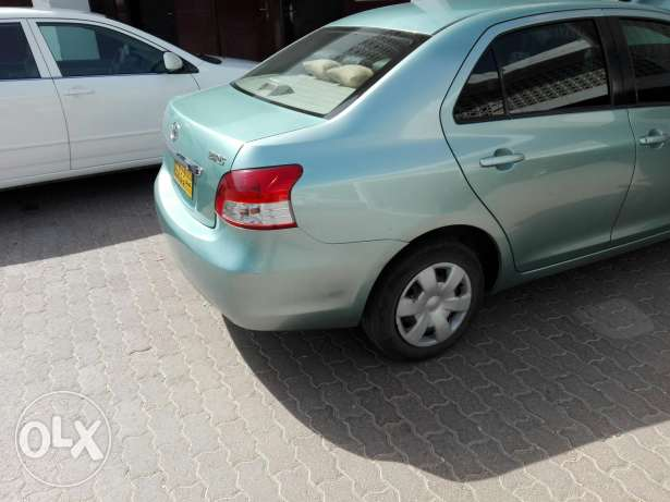 Urgent for sale toyota yaris 2007 manual new 4 Tyre new battery