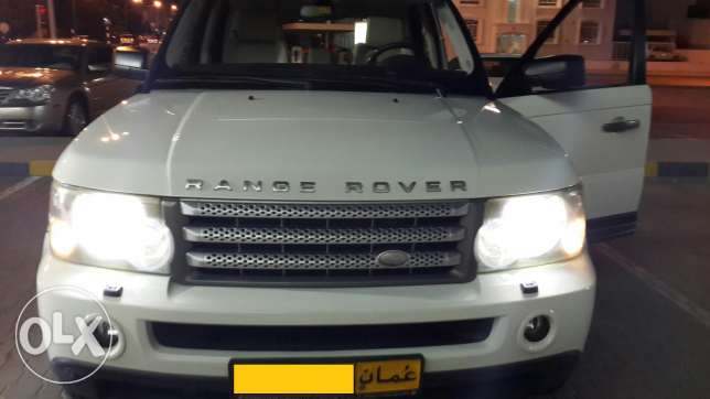 Rang Rover 2006 super charger sport