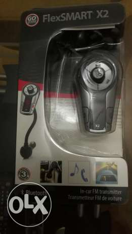 Fax smart x2 car bluetooth almost new