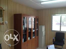 2 office cabin for sale