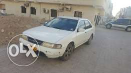 Nissan sunny model 1997 in good condition