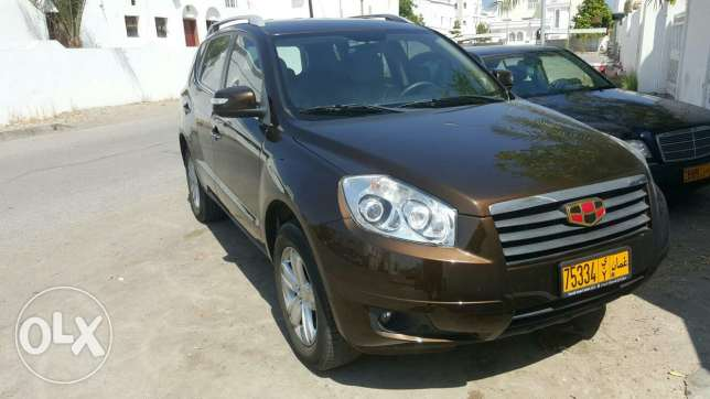 Geely emgrand X7 for sale