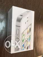 iPhone 4s 32gb new never used