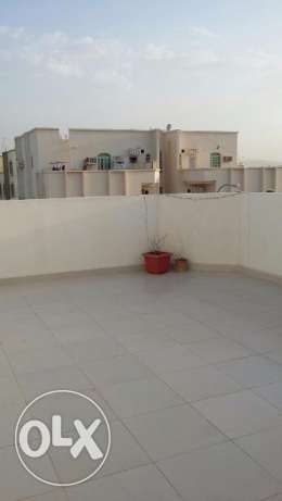 new flat for rent in almawaleh south with 2 balcony مسقط -  1