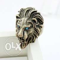 Men's Lion Shaped Ring