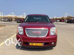 Yukon Denali very well maintained all maintenance with Agency