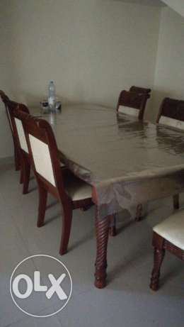Dining room Table السيب -  1