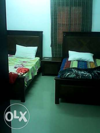 Fully furnished spacious 1 BHK in ghoubra near beach1 bedroom