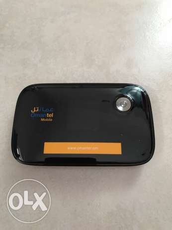 Omantel Mobile WiFi 3G Rechargeable Portable Internet Router