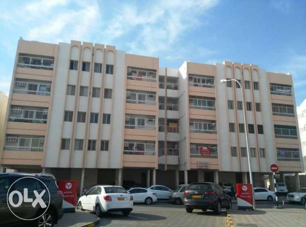 flat 2bedroom for rent in ruwi مسقط -  2