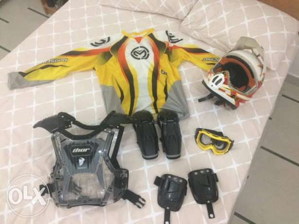 Motocross Gear for Sale
