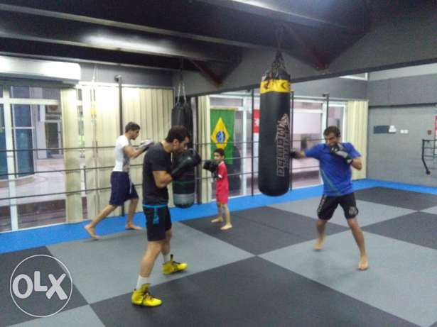 Boxing classes for all