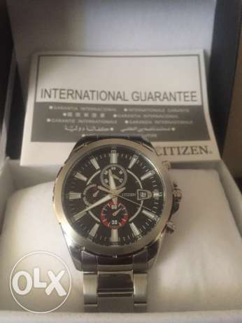 CITIZEN Original with International Guarantee