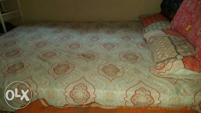 Sell matress king size and comfortable