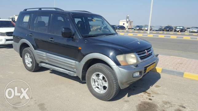 Mitsubishi Pajero 2001 No 1 options
