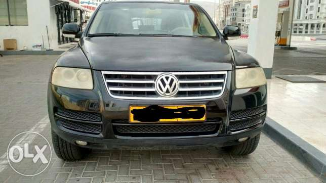 Vw Toureag 2004