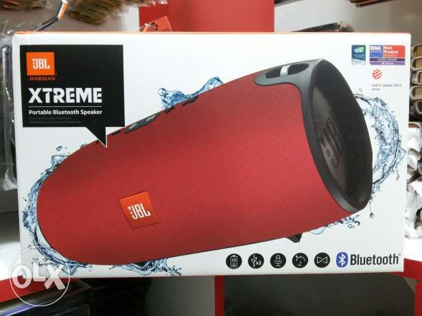 JBL Xtreme Original Bluetooth Speaker