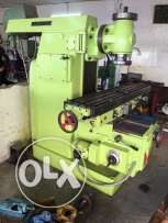 milling machine for No.4
