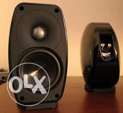 paradigm ct100 home theater speakers