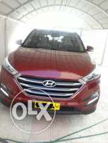Hyundai Tucson 2016 model no.1 option(