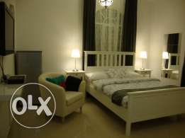 Furnished insuit room inside villa in Azaiba total area 50m