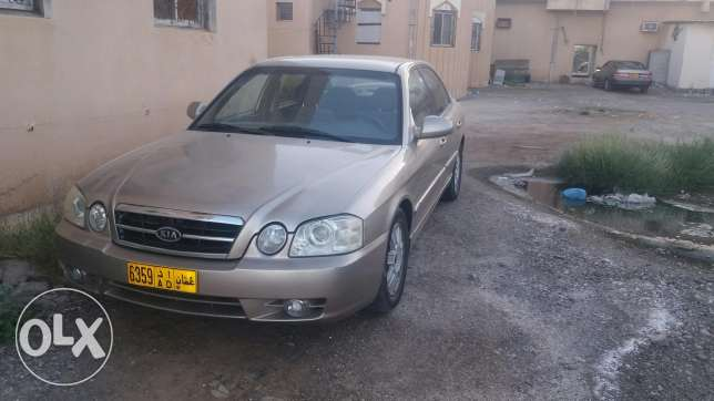 Kia optima models 2005 full automatic