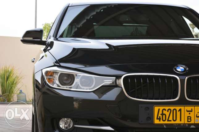 2015 BMW 328i (Sport Line) - Special order (the only one in Oman) بوشر -  2