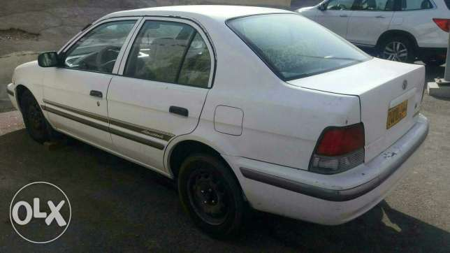 Toyota tercel for sale مطرح -  2