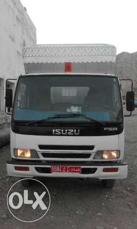 Avilable 7ton truck for rent