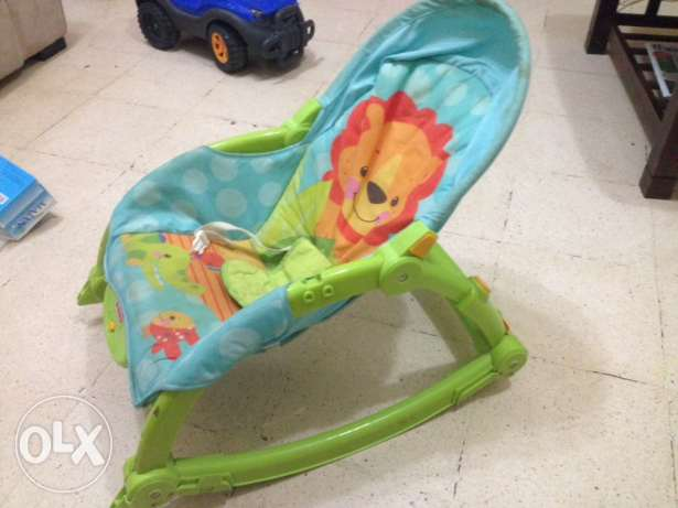 Baby rocker , bouncer, sleeper, chair for baby