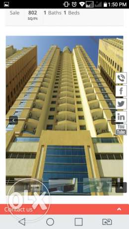3 Bed Room Appartment, Emirates City, Ajman, UAE مسقط -  2
