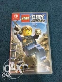 LeGo game for Nintendo switch
