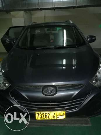 Hyundai Tucson for immediate sale