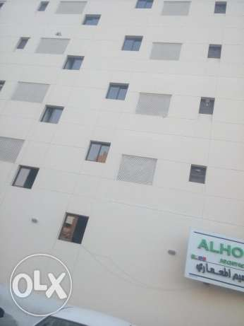 2 BHK Flat at Al Ghubra near Bank Muscat