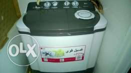 In Wadi Kabir LG Washing Machine 8 KG and less used