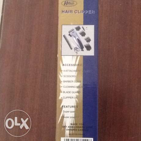 Hair clipper (12W) in perfect working condition for urgent sale مسقط -  1