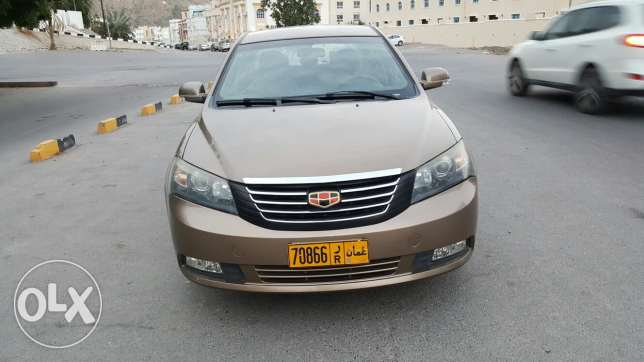 Geely emgrand 7 for sale modal 2014