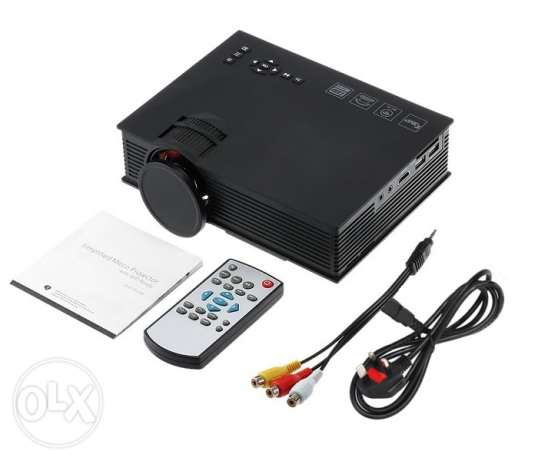 Home Projector- HD, Wifi
