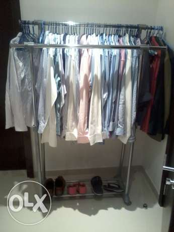 clothes hanging or storage portable gud quality imed sale مسقط -  1