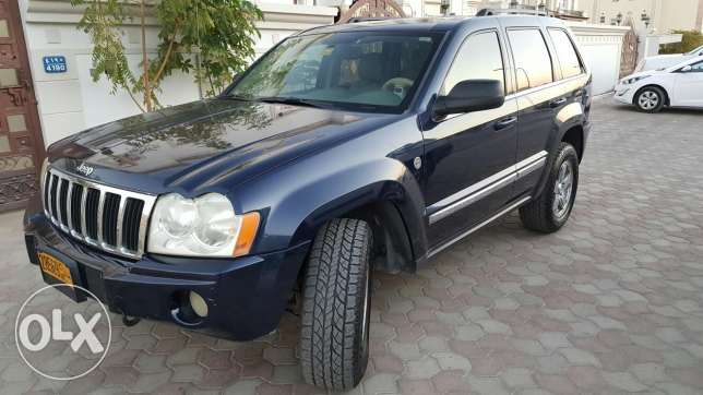 Grand Cherokee in exceptional condition السيب -  1