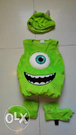 Baby/toddler costume Monters.Inc