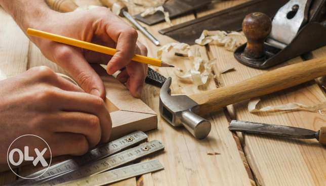 Carpenters available.