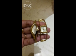 1 year old ..hardley use this watch its look new it is