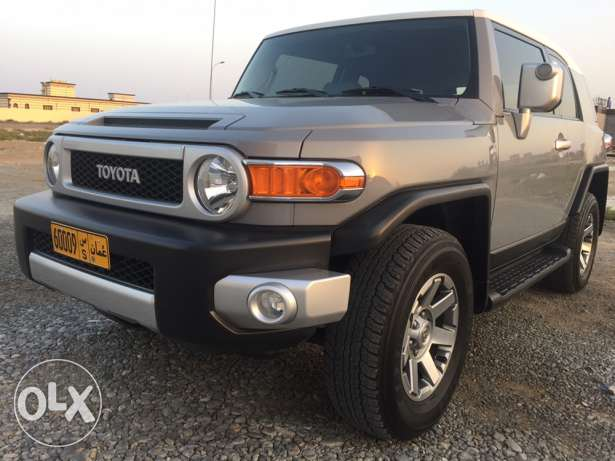 FJ cruiser brand new from Bahwan