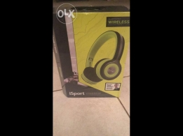 Monster isport bluetooth headphone